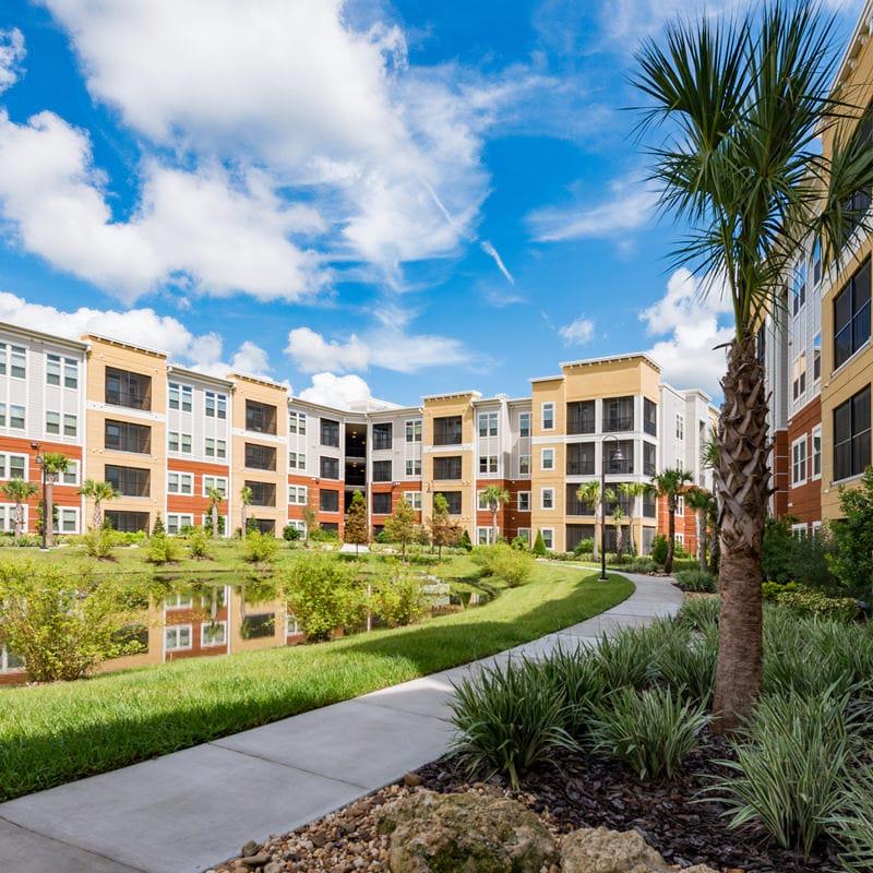 Apartments Around The World: Apartments Near Disney World