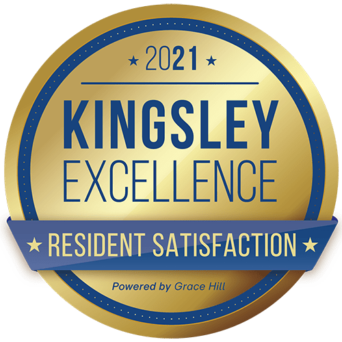 2021 Kingsley Excellence Award