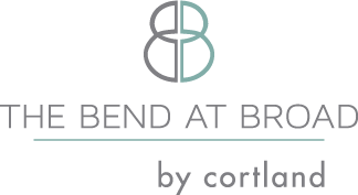 The Bend at Broad Logo