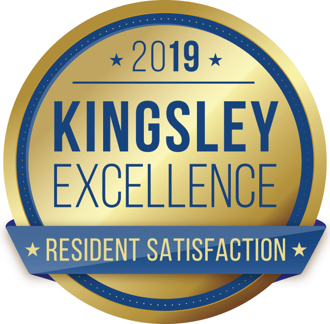 2019 Kingsley Excellence Award