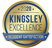 2020 Kingsley Excellence Award