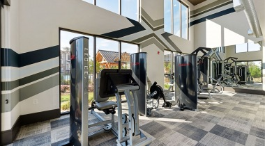 24/7 Fitness Center at Cortland Huntersville