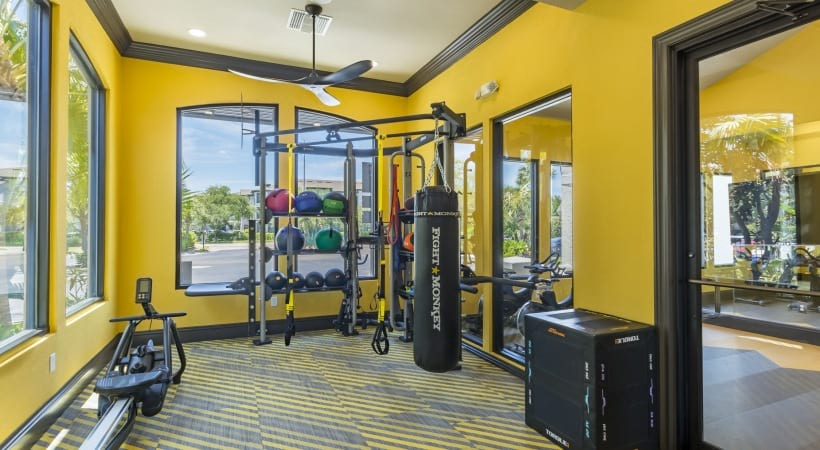 St. Pete Apartments with Fitness Center