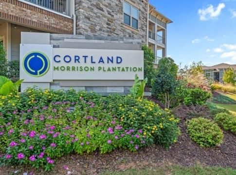 Come home to Cortland Morrison Plantation!