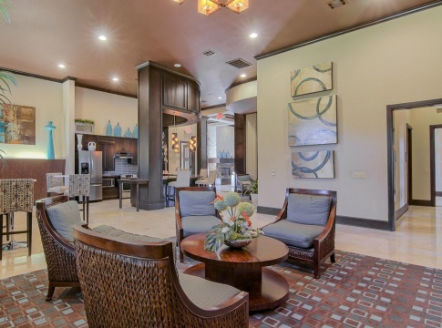 Resident Clubhouse with WiFi
