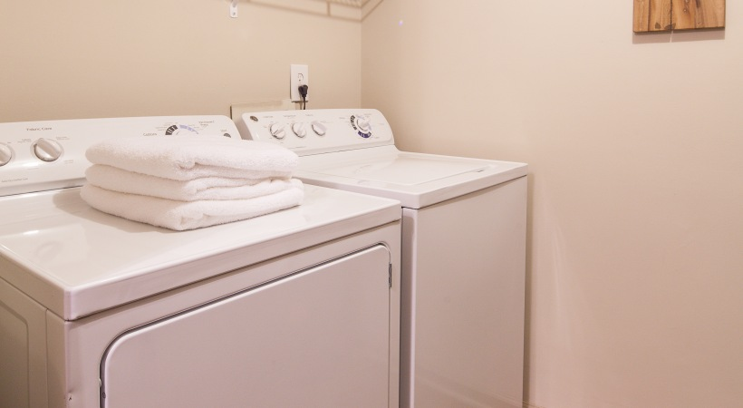 In-Home Full-Size Washer and Dryer Sets