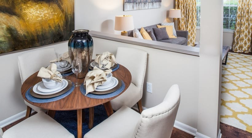 Spacious Floor Plans at Abbie Lakes by Cortland Apartments