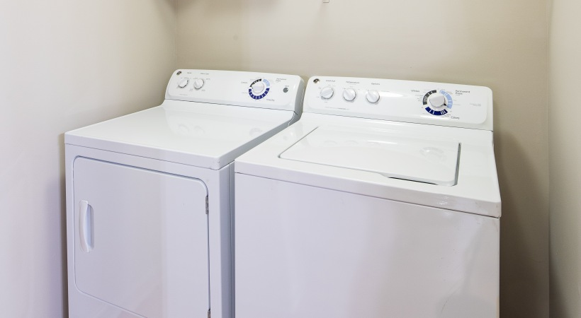In-Home, Full Size Washer and Dryer Sets