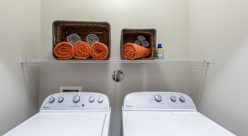 Luxury apartments with washer and dryer in unit