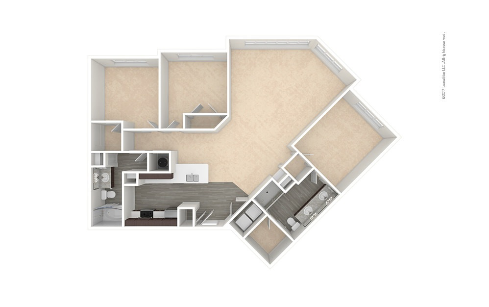Kellerbier 3 bedroom 2 bath 1579 square feet (1)