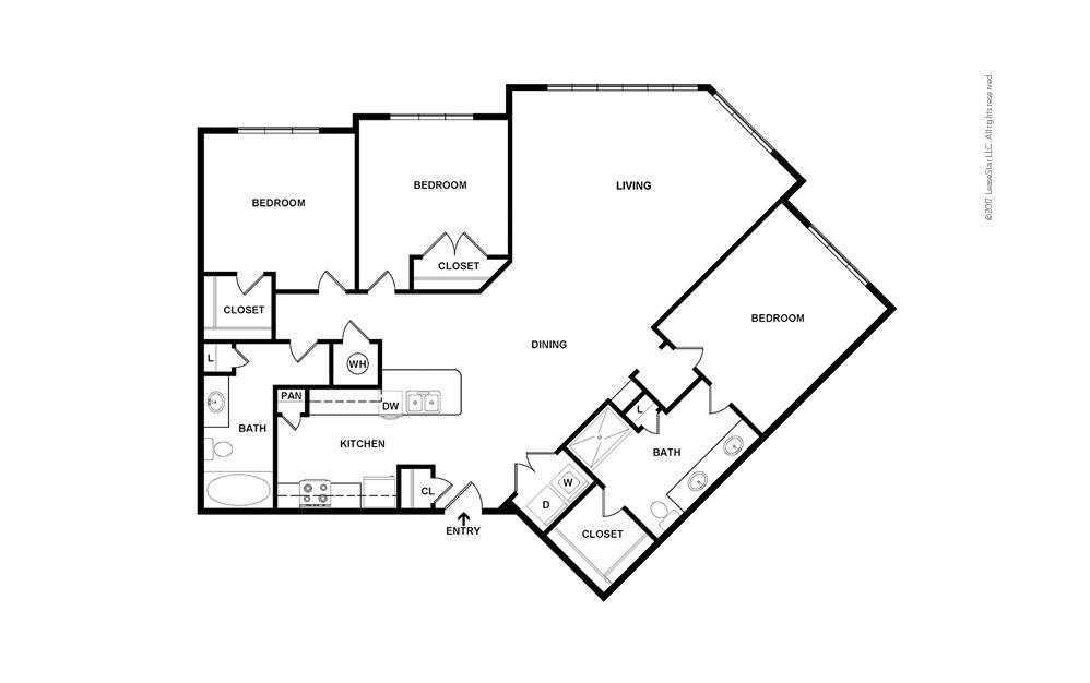 Kellerbier 3 bedroom 2 bath 1579 square feet (2)