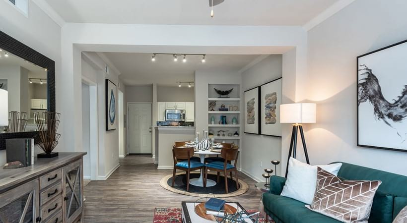 Two Bedroom Apartments in Dallas