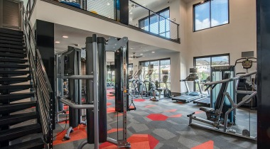 Shadow Creek Ranch Apartments with Gym