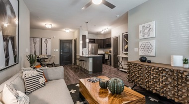 Spacious Apartment Floor Plan at Cortland Luxe Shadow Creek