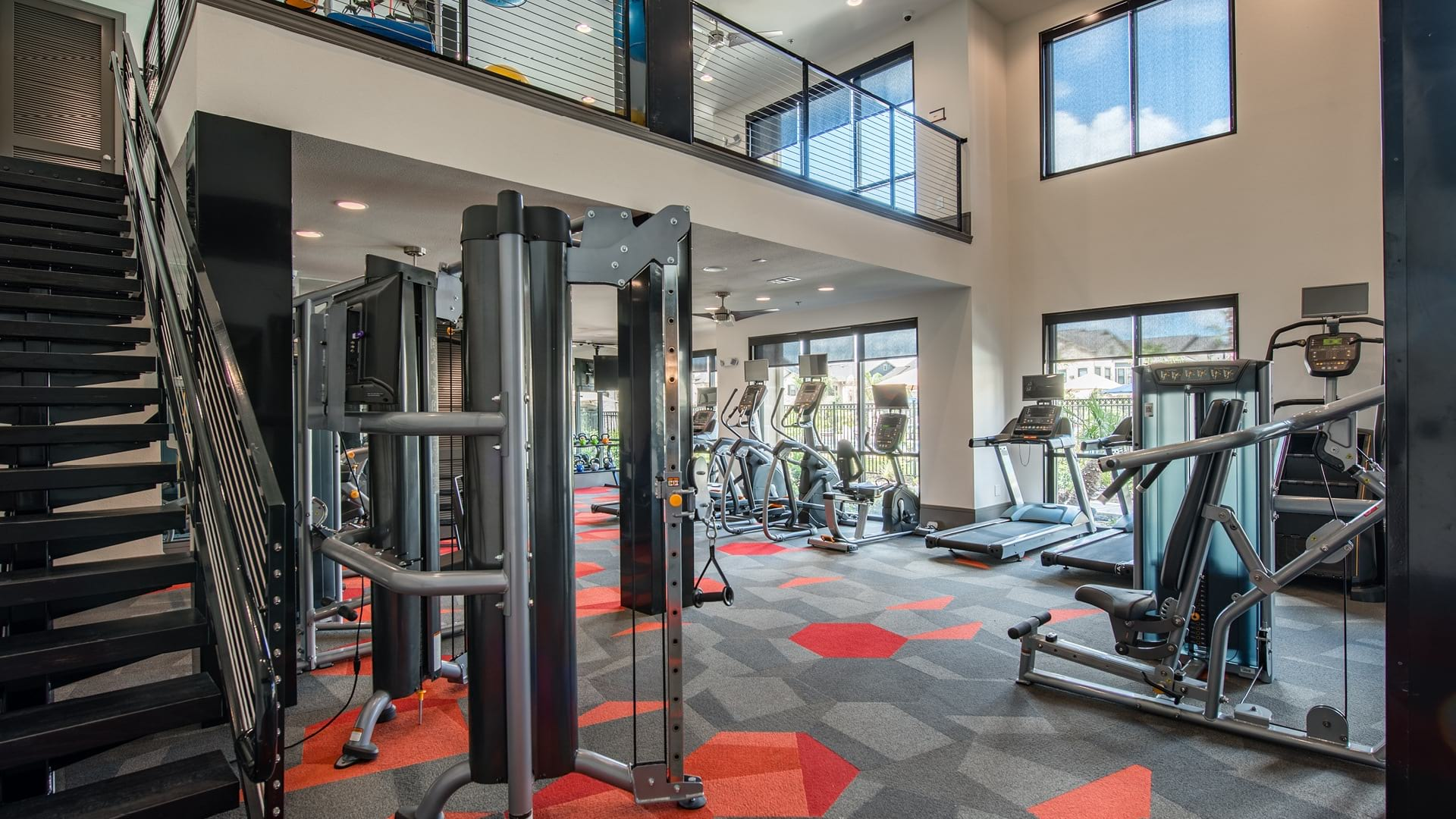 Apartment With Gym at Cortland Luxe Shadow Creek