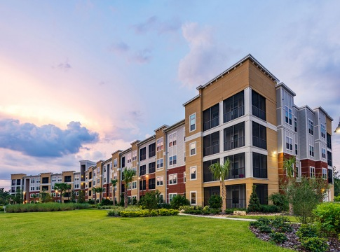 Apartment Complexes in Orlando