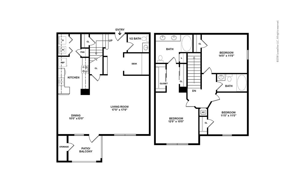 C2 - Townhome