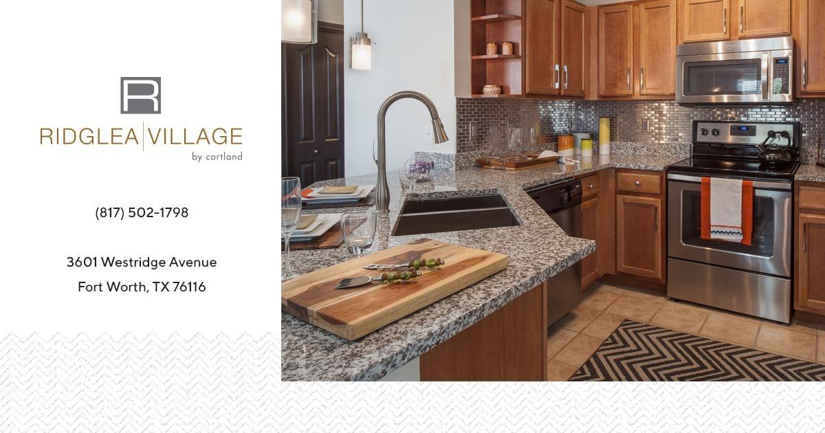 Apartments in Fort Worth, TX | Ridglea Village