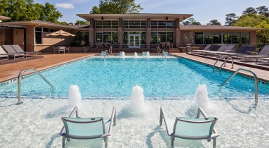 Two Resort-Style Pools with Sun Decks