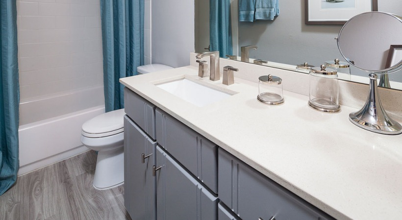 Bathrooms in South Tampa Apartments For Rent