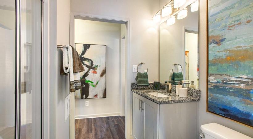 Glass-Door Showers