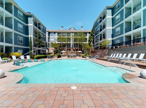 Resort Style Pool at Our Apartments in Chamblee GA