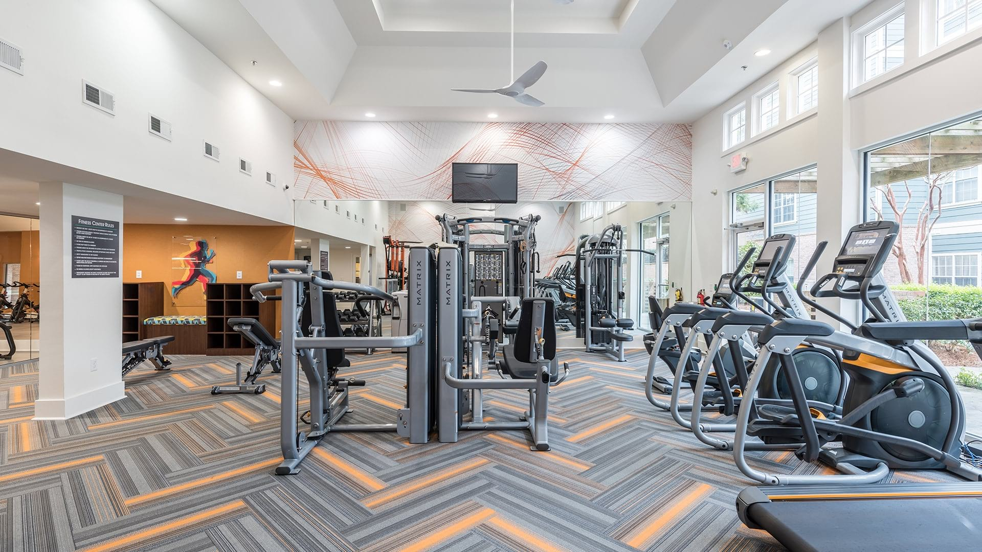 Apartment with Fitness Center at Cortland North Brookhaven