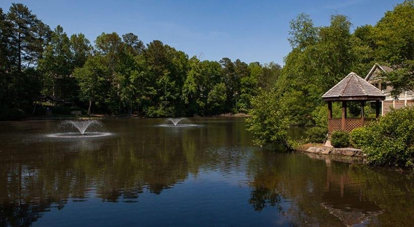 Community Fishing Lake