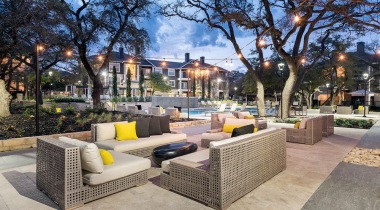 Four Resort-Style Pools with Sun Decks and Poolside Cabanas