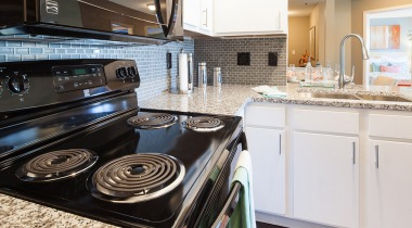 Energy-Efficient, Black Appliances