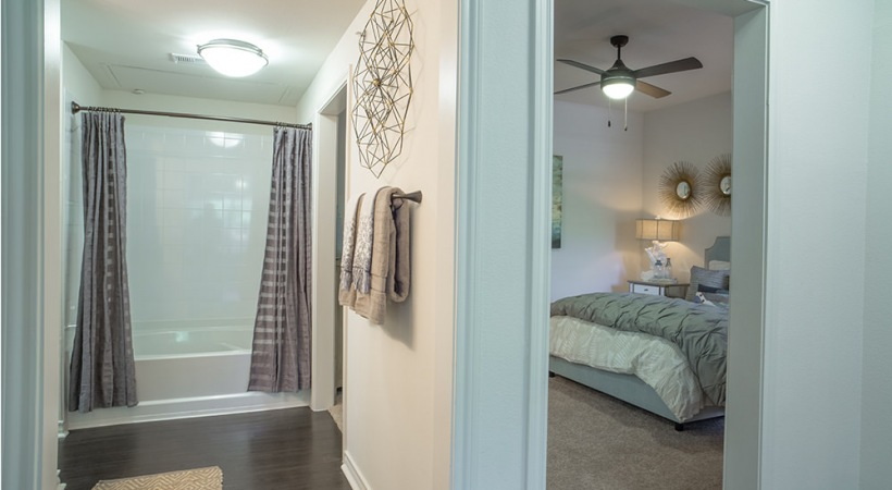 Spacious one bedroom apartments in Fort Worth, TX