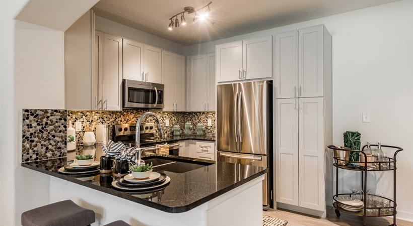 Houston Apartments with Granite Countertops