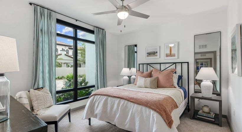 Spacious one bedroom apartment for rent in South Tampa, FL