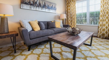 Spacious Living Areas at Apartments in Canal Winchester