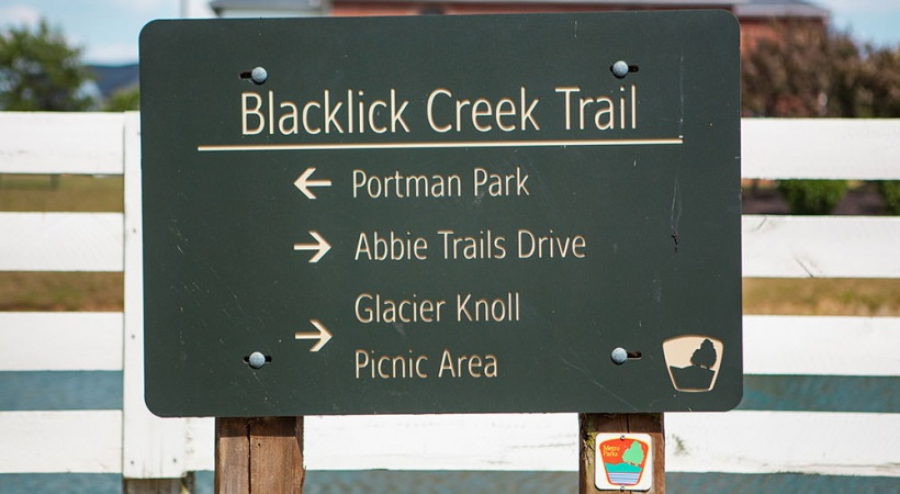 Direct Access to Blacklick Trail by Abbie Lakes Apartments