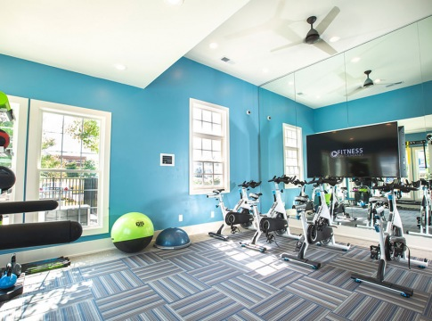 Fitness Center and Spin Studio