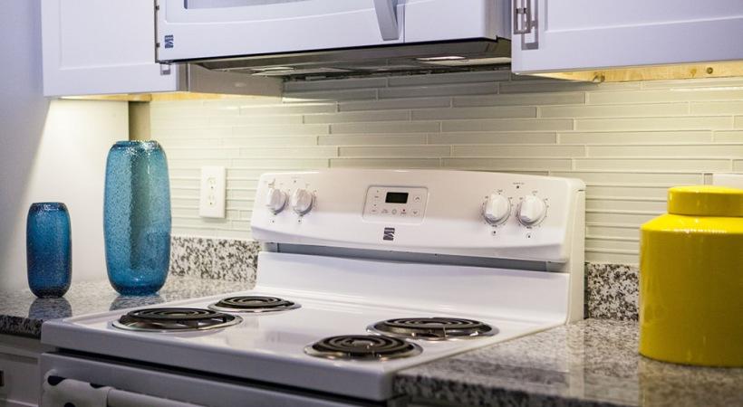 Energy-Efficient, White Appliances