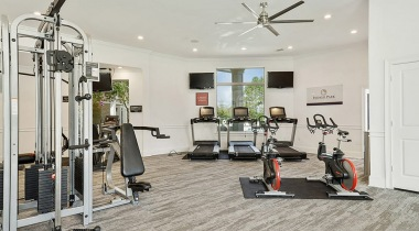 Baton Rouges Apartments with Fitness Center
