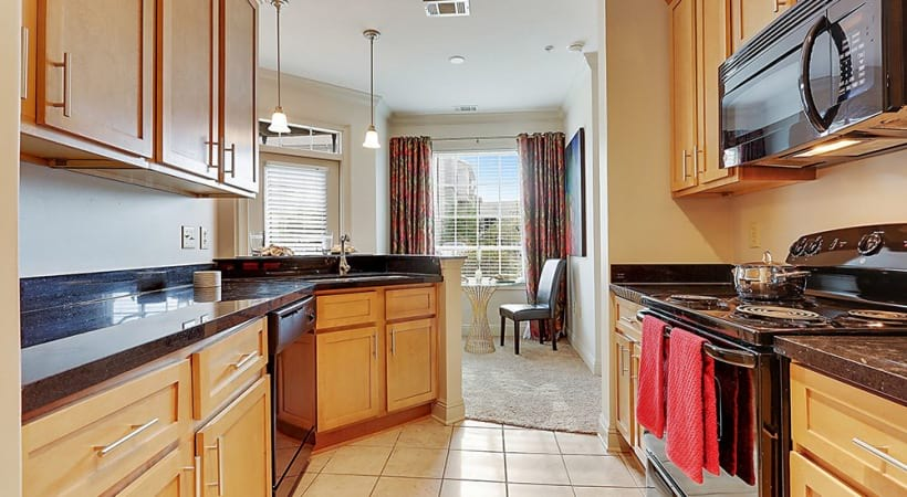 Apartments in Baton Rouge with Granite Countertops