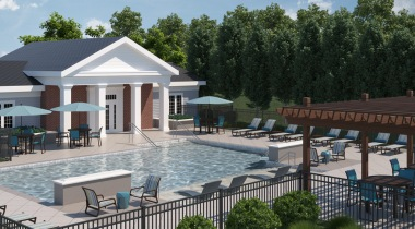 Coming Soon: Newly Renovated Resort-Style Pool