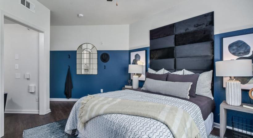 spacious apartment floor plan in allen tx