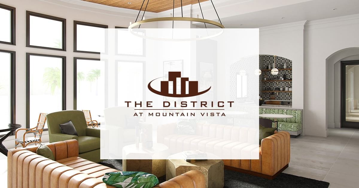 Apartments in Mesa AZ | The District at Mountain Vista