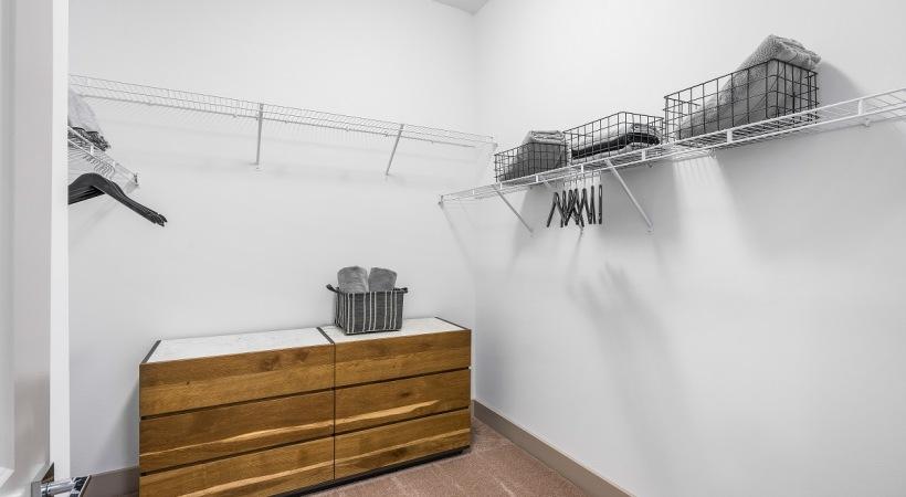 Birmingham apartment with walk in closet at Cortland Vesta