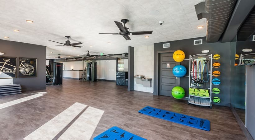 Sanford apartments with fitness center