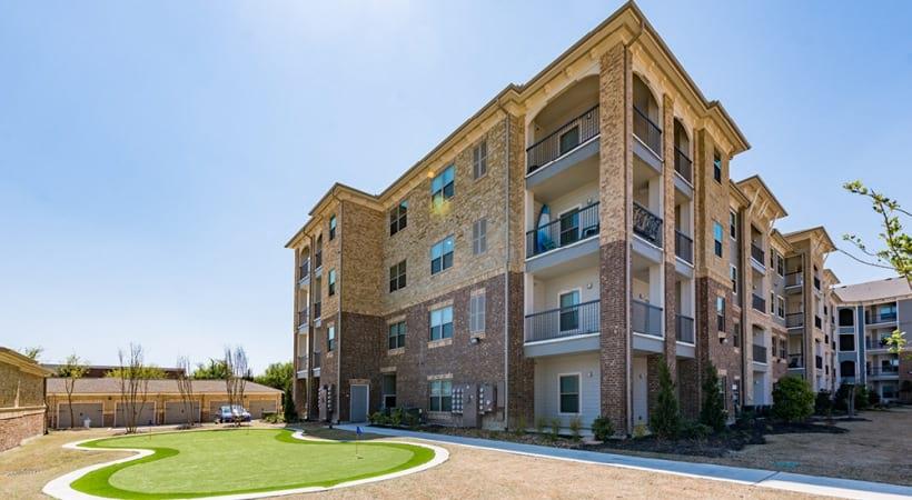 Our McKinney luxury apartment building