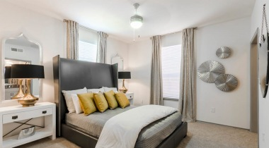 Spacious one bedroom active adult apartments at Attiva Lewisville