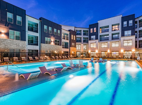 Apartments by Cortland Saltwater Pool