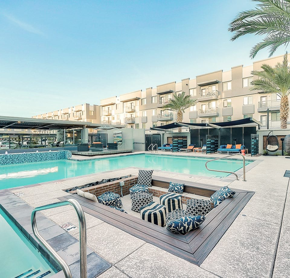 Town Center By Cortland: Charming Apartments In Phoenix, AZ