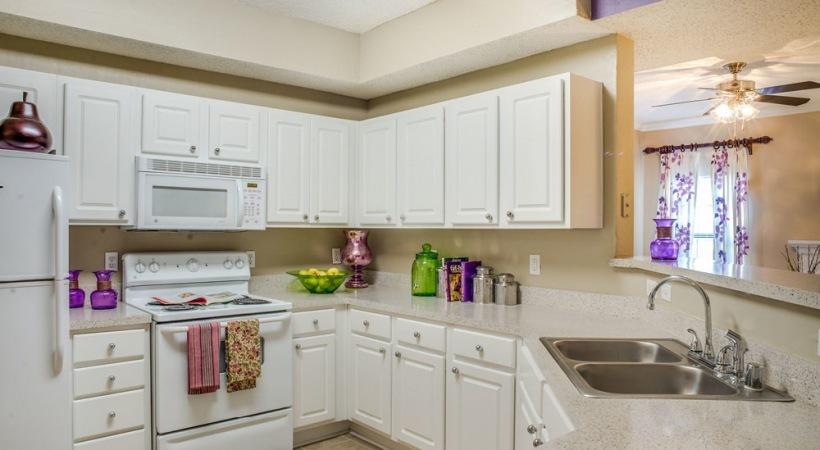 Custom Cabinetry with Designer Hardware