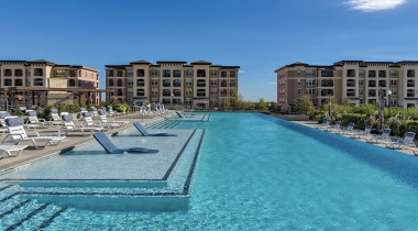 Cibolo apartments with swimming pool
